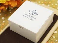 personalized wedding favor boxes 5 x 4 custom printed cake slice favor boxes set of 50 wedding