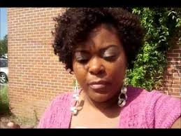 weave on short afro hair short doo weave and crochet closing youtube
