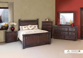 Southwest Bedroom Furniture Rustic Furniture Custom Mexican Southwest Styles