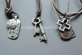 leather necklace pendants images Yiwu leather necklaces handmade leather necklace guangzhou id jpg