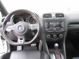 white volkswagen gti interior volkswagen gti information and photos momentcar