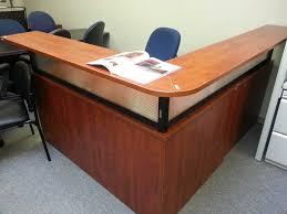 Office Reception Desk Office Reception Desks Desk Design Custom L Shaped Reception