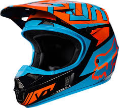 fox racing motocross 119 95 fox racing youth v1 falcon mx motocross helmet 995536