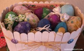 paper mache easter baskets scribble shop challenge diy easter basket