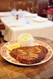 cuisine lyonnaise recettes coup de cœur restaurant la meunière recette du tablier de