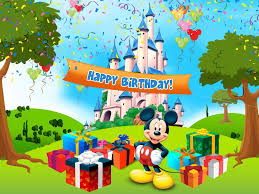 mickey mouse birthday mickey mouse birthday hd pictures images and wallpapers