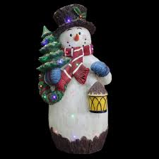 national tree company 36 in pre lit snowman decoration bg 18918a