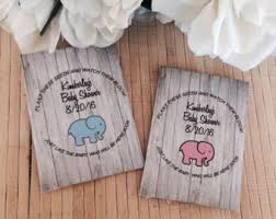 elephant decorations for baby shower elephant favors etsy