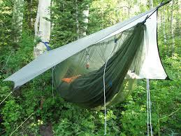 diy lightweight recycled tube bug net the ultimate hang