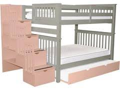 Bunk Beds Full Over Full Free Shipping Bunk Bed King - Full over full bunk bed with trundle