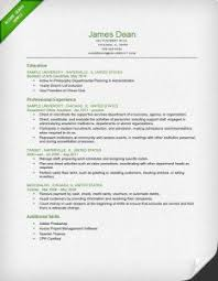 How To Write Resume Sample by How To Write Resume 3 Student Reverse Chronological Resume Sample