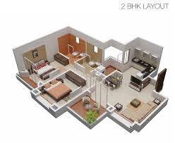 2 Bhk Home Design Best Home Design Ideas stylesyllabus