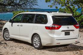 toyota limo 2016 2015 toyota sienna first drive motor trend