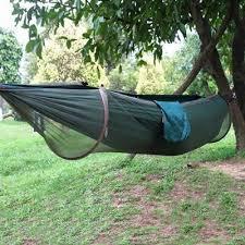 2 person anti mosquito parachute nylon hammock 33 7 online
