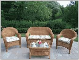 Patio Chair With Hidden Ottoman Slingback Patio Chairs With Ottoman Patios Home Furniture