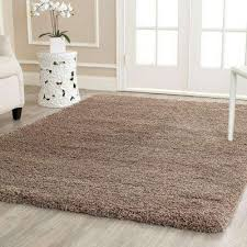 Teal Area Rug Home Depot Excellent Shag Area Rugs The Home Depot In Fluffy Rug Modern