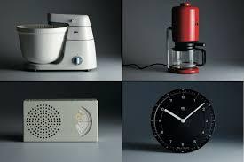 Kitchen Product Design Dieter Rams U0027s Design At Museum Of Modern Art San Francisco