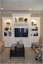 Best  Media Center Ideas On Pinterest Tv Stand Decor Family - Family room built in cabinets