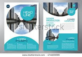 design flyer business brochure flyer design a4 template stock vector 474820099