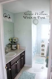 Alabaster Sherwin Williams Sherwin Williams Windowpane Paint Color In My Master Bath Redo