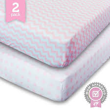 Sheets For Crib Mattress Ziggy Baby Crib Sheet Toddler Bedding Fitted Jersey