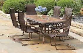 furniture patio furniture lowes table tables at and chairs chair
