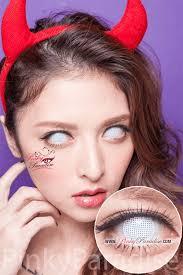 57 eerie contact lenses women images