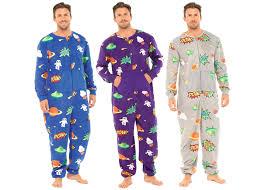 mens one jumpsuit mens length fleece onesie zip all in one jumpsuit pyjamas pjs