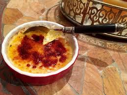 cuisine creme brulee crème brûlée à l orange montreal food divas