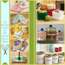 How To Make Home Decorations by 30 Kitchen Crafts And Diy Home Decor Ideas Favecrafts Com