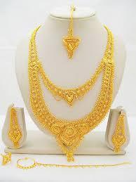 gold rani haar sets indian gold plated rani haar collection on ebay
