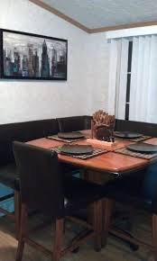 dining table corner booth style dining table corner nook dining