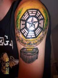 dharma tattoos gone geek