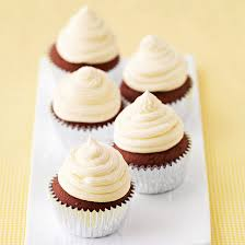 red velvet cupcakes with cream cheese frosting family circle