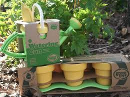 Indoor Garden Kit Introduce Your Kids To Gardening With Green Toys Indoor Gardening