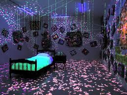 blacklight bedroom pretty ultimate teen blacklight room junk drawer