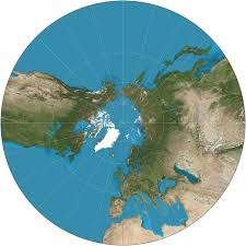 distance between two points map when seen on a 2d map of earth is the shortest distance between