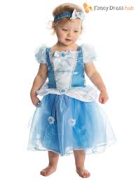 baby toddler deluxe disney princess costume fairytale fancy