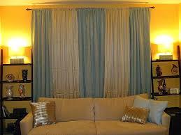 Big Window Curtains Curtain Ideas For Big Windows Vrdreams Co