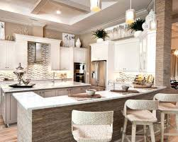 ideas for tops of kitchen cabinets decoration ideas for kitchen above cabinets colorviewfinder co