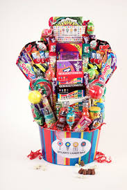 candy basket ideas candy gift baskets in los angeles the popular new york candy