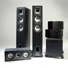 klipsch quintet home theater system standard home cinema system indoor 5 1 kf 26 klipsch videos