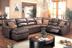 wonderful sectional couch with recliners u2013 vrogue design