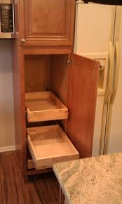 best 25 small pantry cabinet ideas on pinterest organizing another favorite of the cabinets the pantry cabinet with pull out shelves in the