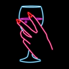 neon lights gif by kate hush find on giphy