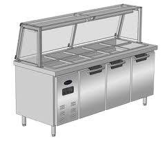 Food Preparation Table Manufacturer From Jaipur - Kitchen preparation table