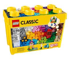 lego classic large creative brick box 10698 toys