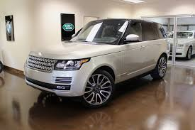 range rover autobiography custom used 2014 land rover range rover stock p3080 ultra luxury car