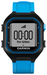 black friday garmin forerunner garmin forerunner 25 gps watch and activity tracker blue 010 01353