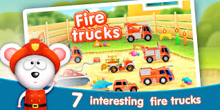 firetrucks rescue for kids android apps on google play
